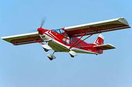 aeroplano savannah per esperienze di volo